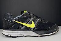 Nike Air Pegasus+ 29 Running Shoes 6.0 Black White Green Size 10.5