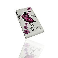 Design 1 Flip Tasche Cover Case Handy Hülle für Samsung S5300 Galaxy Pocket