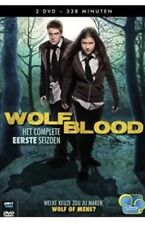 Wolfblood Season 1 Complete First Series 1 New And Sealed.