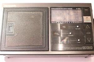 RETRO PANASONIC RF-1680L GX80  FM/LW/MW/SW1/SW2  5-BAND RECEIVER  RADIO