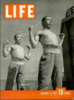 Life Magazine 1930s 161 Issues Pre War American Roosevelt Era Life On Disc
