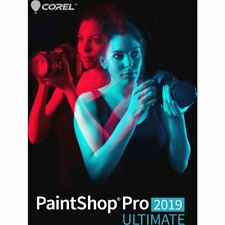 Corel PaintShop Pro Ultimate 2019 Full Version Download Paint Shop UK EU