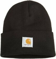Carhatt Acrylic Watch Hat,Black-One Size