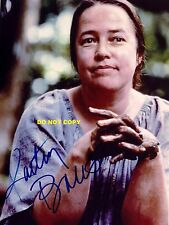 KATHY BATES 8X10 AUTHENTIC IN PERSON SIGNED AUTOGRAPH REPRINT PHOTO PICTURE RP