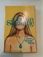 1975 Cousin Suzanne by Myrna Blyth Hardcover with Dust Jacket