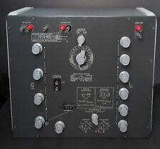 Gr General Radio 1632A Inductance Bridge 1632-A