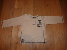 Beige Long Sleeved Top - Size 5-6 years