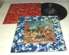 ROLLING STONES SANTANIC MAJESTIES REQUEST LP EX- LONDON VINYL GATEFOLD 3D COVER