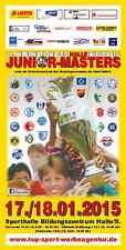 HT 17./18.1.15 FCB, BVB, S04, HSV, SVW, Hertha, VfL, HFC, FCM, Lok L., RBL, KSC