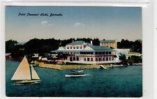 POINT PLEASANT HOTEl: Bermuda postcard (C28851)