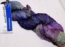 Zarzamora Lg Skein 150yd Malabrigo Silky Merino Wool Silk 51/49 Soft Luxury Yarn