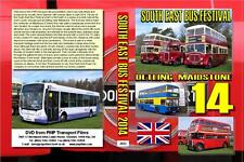 2833. South East Bus Festival. UK. Buses. April 2014. Buses and coaches old and