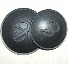 Infinity SM 120 122 125 dustcap Staubkappe GDCLO 89mm, 15mm, lip up, LOGO foam