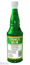 Jeris by Pinaud Clubman Osage Rub for Scalp Head face skin 1-14 oz.