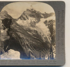 Mount Sir Donald North American Alps Bc Canada Keystone Stereoview c1900