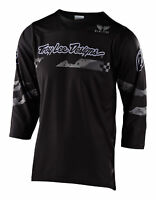 Troy Lee Designs 2020 Ruckus 3/4 MTB Jersey Factory Camo Black/Gray All Sizes