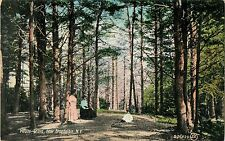 A View Of Two Women in Meads Grove, Broadalbin NY