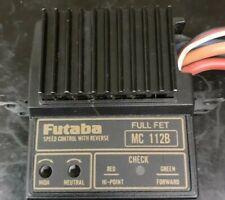 VINTAGE FUTABA MC 112B ELECTRONIC SUPER SPEED CONTROL WITH REVERSE