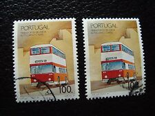 PORTUGAL - timbre yvert et tellier n° 1768 x2 obl (A28) stamp (C)