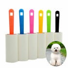 Pet Dog Cat Lint Hair Remover Clothes Sticky Dust Dandruff Roller Brush Cleaner'