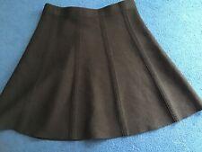 Black Panelled Skirt by Zara.Size Medium.