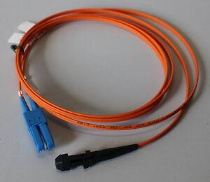 04-12-01621 Glasfaserkabel 2m Fiber-Craft GPE-922 501-MTRJ-002L002 Duplex FC
