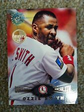 +++ OZZIE SMITH 1995 SC MEMBERS ONLY BASEBALL CARD #39 - ST LOUIS CARDINALS +++