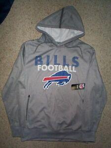 (2021-2022) Buffalo Bills nfl Jersey Sweatshirt Adult MEN'S/MENS (m-med-medium)