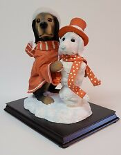 Slavic College Treasures - University Of Tennessee Mascot And Snowman