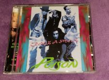 POISON rare cd CRACK A SMILE 1996 19 track scrapped promo free US shipping