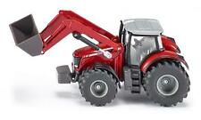 SIKU Massey-Ferguson 8690 Tractor Frontloader 1:50 Scale * die-cast toy * NEW