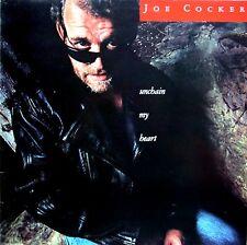 LP - Joe Cocker - Unchain My Heart (POP) SPANISH EDIT. 1987, MINT, NUEVO