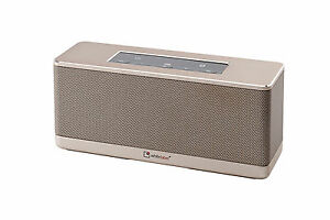 WhiteLabel MusicStone Bluetooth 4.0 Wireless NFC Speaker SPEARPHONE GOLD SALE