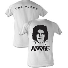 Andre the Giant Compton WWE Mens White T-shirt