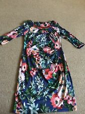 Ladies Size 14 Floral Dress, New With Tags
