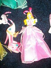 Disney Aurora Shoe - Gown Figurine Ornament
