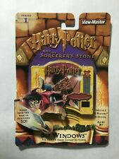 Harry Potter And The Sorcerer's Stone View-Master 3D Windows Series 1 2001