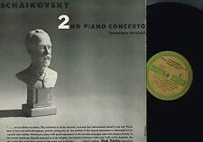 TCHAIKOVSKY PIANO Tatiana Nikolayeva ANOSOV LP Classic Editions USA CE3 @VGC@