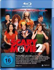 SCARY MOVIE 2 (Marion Wayans, Shawn Wayans, Regina Hall, Tim Curry) Blu-ray Disc