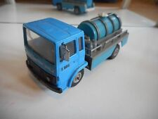 Norev VOlvo F 609 Gas Truck in Blue on 1:43