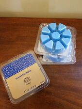 Scent plus Candle Melts (Lot of 3) - Flameless, New Blue Agave By Partylite