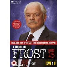 A TOUCH OF FROST SERIES 15 - FINAL SERIES  **** BRAND NEW & SEALED