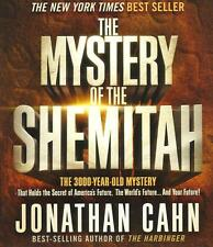 THE MYSTERY OF THE SHEMITAH by Jonathan Cahn - Set of 5 Audio CDs. *BRAND NEW*