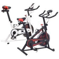 vidaXL Fitness Fahrrad Pulssensoren Heimtrainer Hometrainer mehrere Auswahl