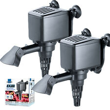 2x 350 PH Aquarium Powerhead Water Pump Submersible Hydroponic 350 GPH 1300 L