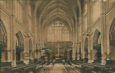 CHELTENHAM Cheltenham College - Chapel Postcard GLOUCESTERSHIRE Valentine's Co