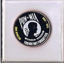 VIETNAM WAR 50TH ANNIVERSARY COIN POW/MIA YOU ARE NOT FORGOTTEN HALF DOLLAR COIN