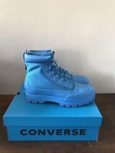 Men's Size 11 Brand New Converse x Ambush CTAS Duck Boot Blue 170589C-400