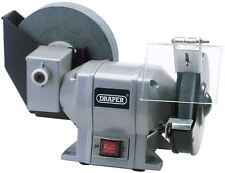 Draper 230V 250W Wet and Dry Bench Grinder 78456
