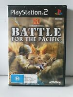 PS2 Battle For The Pacific Inc Manual